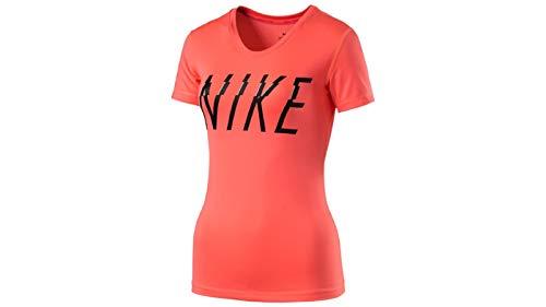 Nike Pro - Sujetador de compresión deportivo para mujer - 410631, Marino