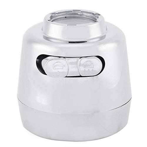 Haofy Reemplazo de la Cabeza del rociador del Grifo del Fregadero de Cocina y Ahorro de Agua, multifunción, Boquilla de Grifo de aireador con 2 Modos de Ajuste