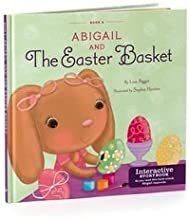 abigail and the easter basket