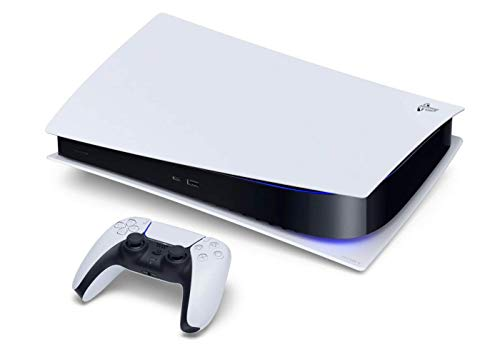 Spot Sony PS5 console PlayStation 5 Ultra HD Blu-ray 8K home body sense video game console