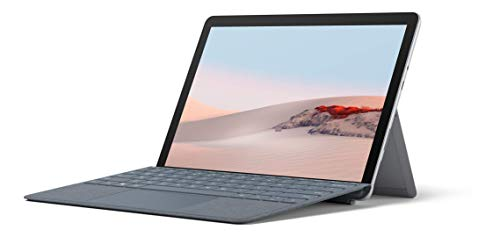 "Microsoft Surface Go 2 - 10.5"" Touch-Screen - Intel Pentium - 4GB Memory - 64GB - Wifi - Platinum (Latest Model)"