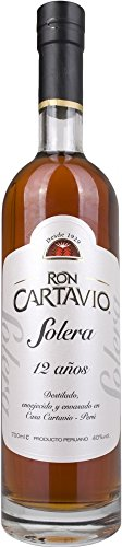 Photo of Ron Cartavio Solera 12 Year Old Dark Rum, 70 cl