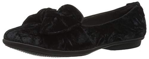 Top 10 best selling list for black velvet flat shoes