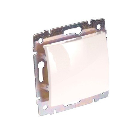 Legrand - 774401 interruptor 10ax/250v blanco valena Ref. 6561010001