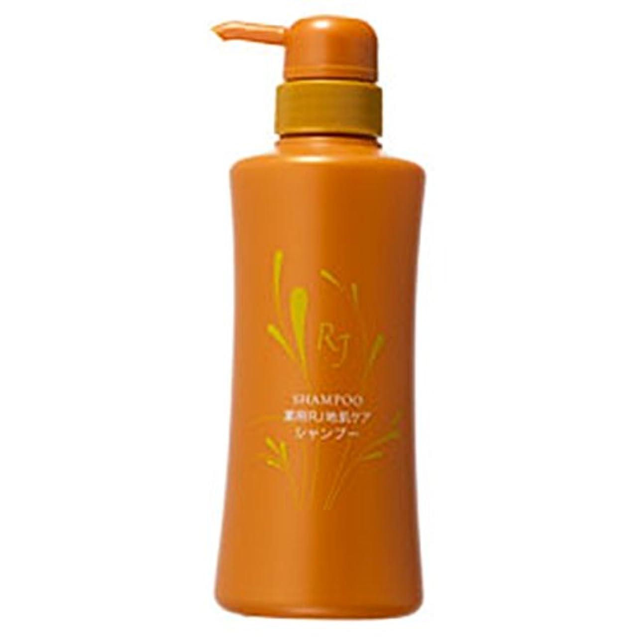 彼らはシャベルヘビー薬用RJ地肌(頭皮) ケア シャンプー 医薬部外品 400ml/ RJ Scalp Care Shampoo <400ml>, medicinal