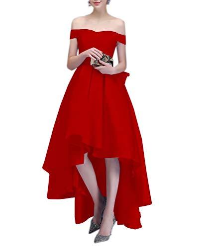 Off the Shoulder Sweethear Wedding Dress