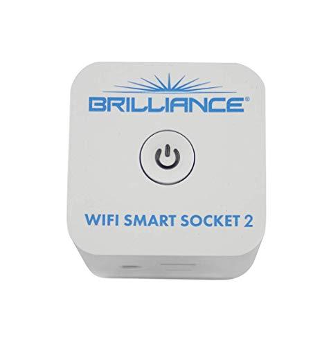 Brilliance LED BRI-WIFI-Smart-Socket-2 Smart Lighting Controller