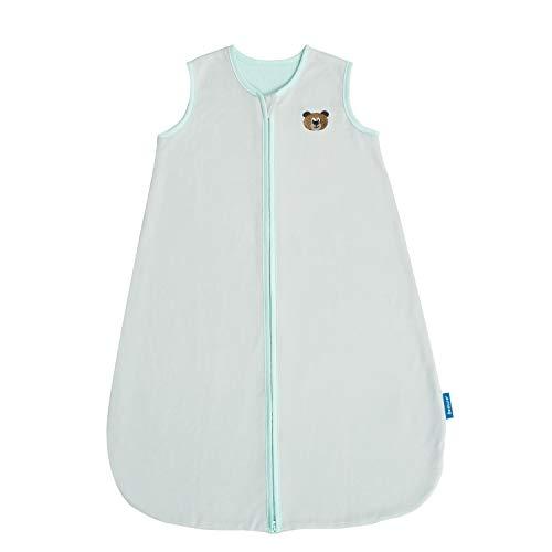 Bedsure Baby Sleeping Sack, 100% Cotton Sleeping Sack, Cozy & Sleeveless Baby Wearable Blanket,...