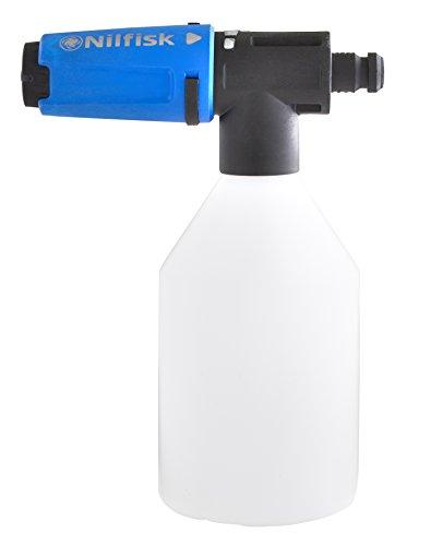 Nilfisk Super Schaumsprüher-Aufsatz für Druckreiniger – kompatibel mit Nilfisk Druckreinigern – ideal für die Reinigung von Außenbereichen, Autos, Terrassen, Garten und mehr