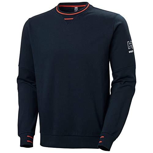 Helly-Hansen Mens Kensington Sweatershirt - Navy, L