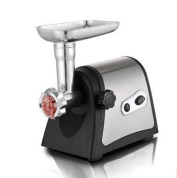Nologo Cocina de la Herramienta picadora de Carne de Acero Inoxidable eléctricas de Carne Grinder 900W Inicio Salchicha Maquina llenadora