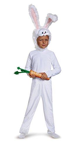 Snowball Deluxe The Secret Life of Pets Universal Costume, Medium/7-8