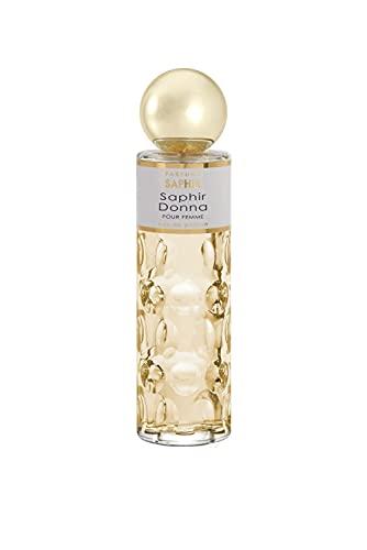 Parfums Saphir Donna - Eau de Parfum Vaporisateur Femme - 200 ml