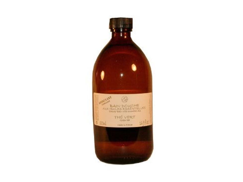 お茶王族小さなSAVONNERIE DE BORMES(サボネリー) NATURAL LINE シャワージェル 500ml 「ラベンダー」 4994228009142