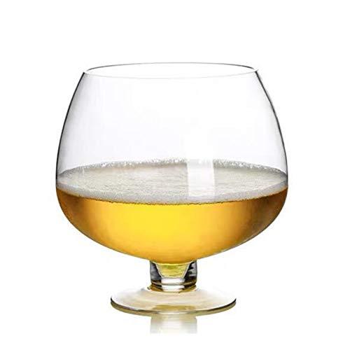 Yuansr Vidrio de Cerveza de Gran Capacidad, Utilizado para Oktoberfest, un Buen Regalo para su Novio/Padre.Capacidad 6L Fiestas, Juegos para Beber, etc. (Size : Style 2)