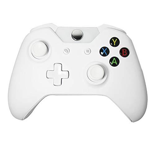 JIN Gamepad Bluetooth sans Fil X1 contrôleur de Vibrations Bouton Ergonomique en Silicone pour hôte
