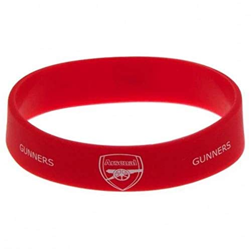 Official ARSENAL FC Rot Silikon-Armband
