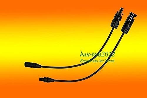 Adapterkabel MC3 auf MC4 von bau-tech Solarenergie GmbH
