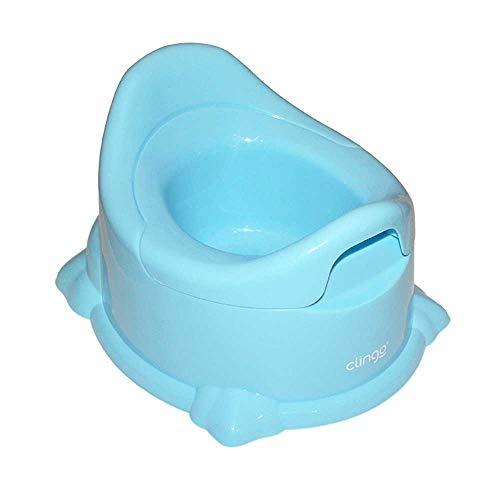 Troninho Infantil Potty Azul, Clingo, Azul