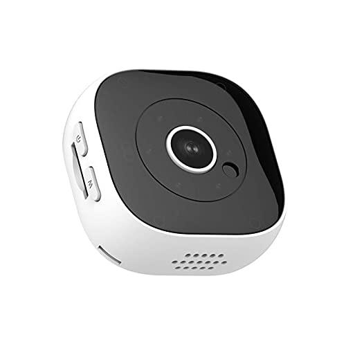Cámara de vigilancia de Seguridad inalámbrica H9, 1080P HD Interior/Exterior pequeña Mini cámara espía Oculta, Cámara de Seguridad para niños/Mascotas de vigilancia Gran con visión Nocturna