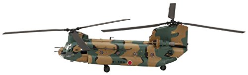 Walter Son 1/72 CH-47J Chinook Ground Self-Defense Force First 12 Helicopter Corps Finished Product