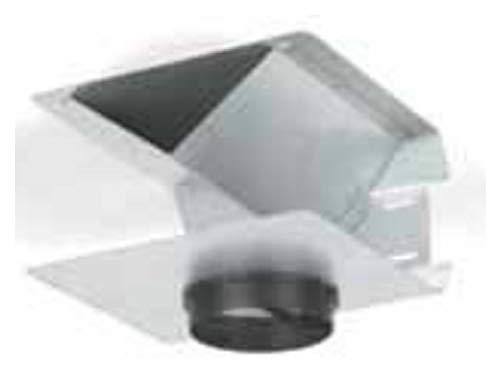 SILVERLINE USET-40 convectie-set/afzuigkap accessoires
