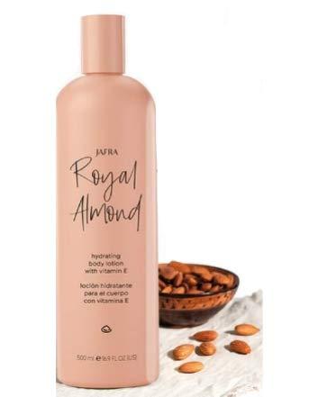 Aceite Corporal de Almendras y Vitamina E Grande Jafra Royal Almond