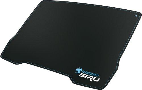 ROCCAT Siru Pitch Desk Fitting Gaming Mousepad, black