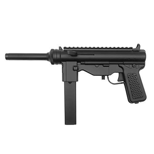 Rayline M302F Plastik Softair Pistole (Federdruck) 232g g, 6mm, Schwarz, (< 0,5 Joule-ab 14 Jahre)