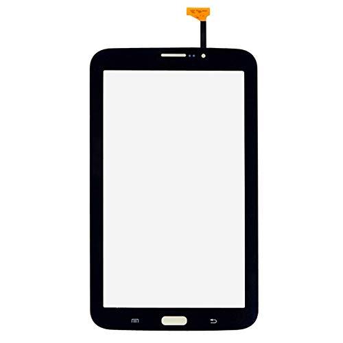 Yukiki Panel táctil digitalizador for Galaxy Tab 3 7,0 / T211 (Blanco) (Color : Black)