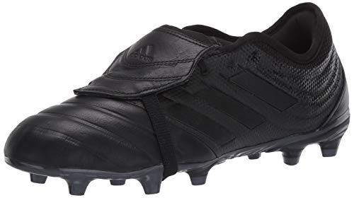 adidas Unisex Copa Gloro 20.2 Firm Ground Boots Soccer Shoe, core Black/core Black/DGH Solid Grey, 8.5 US Men