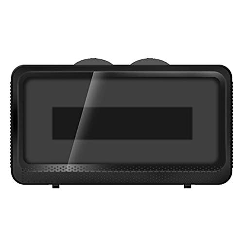 Teléfono De Ducha Teléfono Impermeable Caja De Teléfono Celular, Tenedor De Teléfono De Punzón Libre De Pared, Usado para Cocina Baño De Baño (Negro)