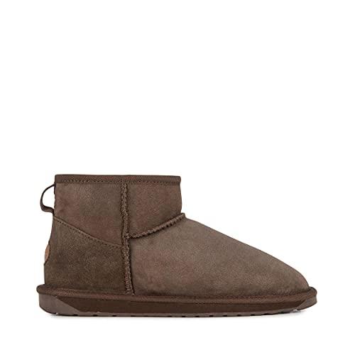 EMU Australia Womens Stinger Micro Winter Real Sheepskin Boots