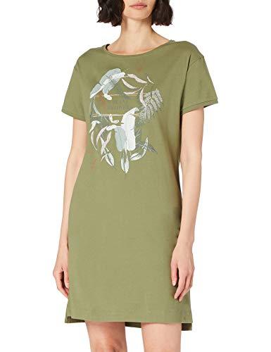 Triumph Damen Nightdresses NDK 10 X Nachthemd, Sage Green, 44