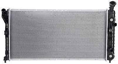 Prime Choice Auto Parts RK886 Aluminum Radiator