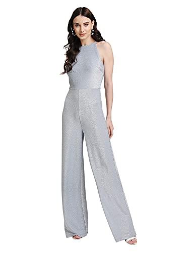 Kazo Polyester Bodycon Dress (120906BLXL_Blue_XL)