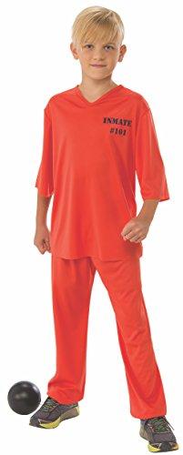 Rubie's Inmate Child's Costume, Medium