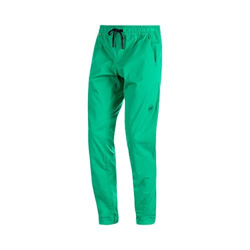 Mammut Herren Kletter-hose Camie, grün, 48