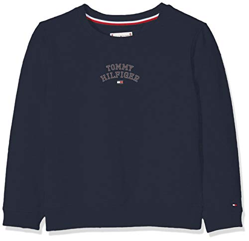 Tommy Hilfiger Essential Logo Sweatshirt Sudadera para Niñas