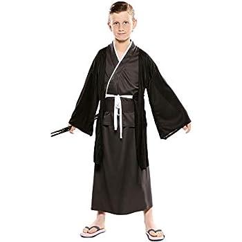 EUROCARNAVALES Disfraz de Japonés para niño: Amazon.es: Juguetes y ...
