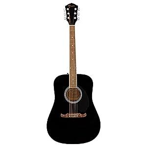 Fender FA-125 Dreadnought Acoustic Guitar - Walnut Fretboard 6