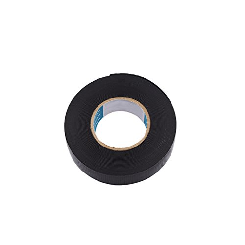 Kcopo Universal Isolierband Selbstverschweißendes Gummi Selbstklebend Hohe 19mm Spannung Isolierung Isolierband Elektriker Klebeband 5M