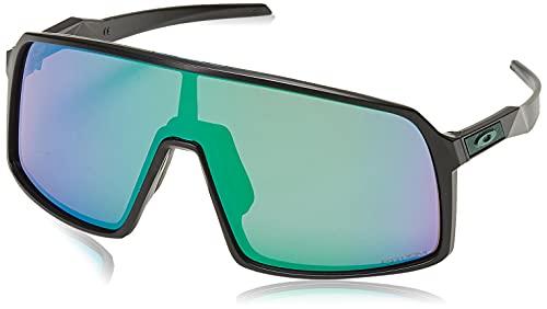 OO9406 Sutro Sunglasses, Matte Black/Prizm Road Jade, 37mm