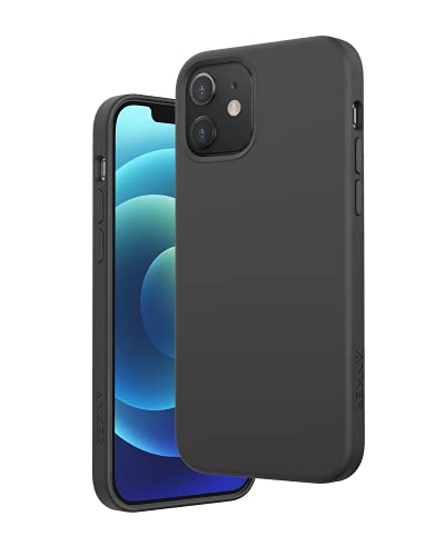 Anker Magnetic Silicone Case for iPhone 12 mini (iPhone 12 mini 用MagSafe対応 ケース) ダークグレー