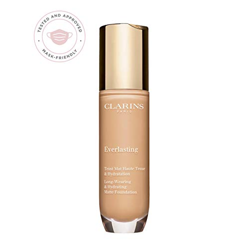 Clarins Everlasting foundation Long-Wearing & Hydrating Matte Foundation 105 Nude