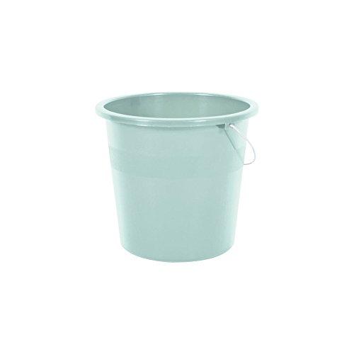 EDA Seau Ménage Dia 28 cm 10 L Vert d'eau