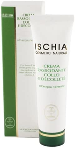 Ischia Cosmetici Naturali Crema Rassodante Collo e Decolleté - 30 ml