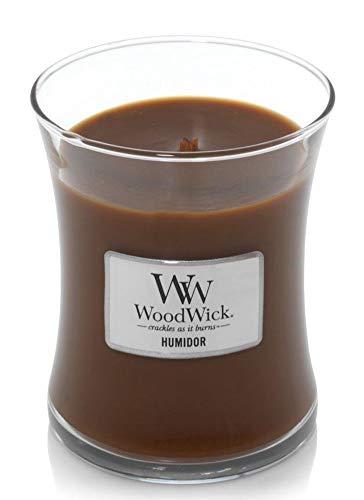 WoodWick HUMIDOR 10oz Medium Jar Candle