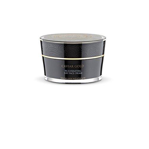 Natura Siberica Caviar Gold Rejuvenating Day Gesichtscreme, 1er Pack (1 x 50 ml)
