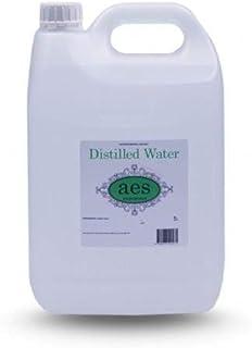 Salon Secrets Distilled Water 5 Litre